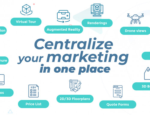Centralize your marketing in one place to speed up the sales process