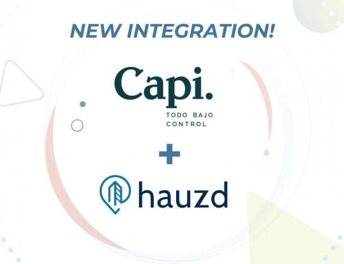 New Integration: Capi & hauzd